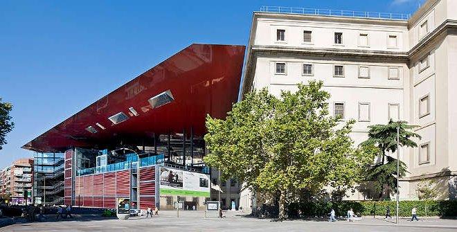 Museo Reina Sofia.Museo Reina Sofia
