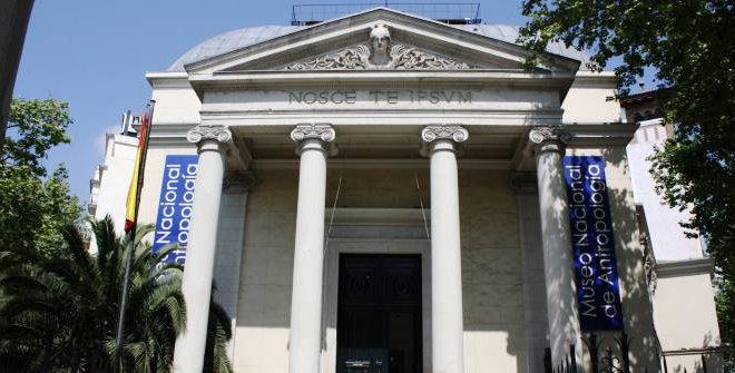 museo nacional antropologia madrid