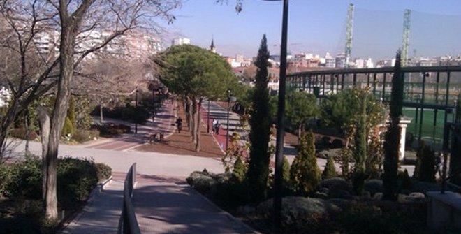 Parques y jardines madrid for Barrio ciudad jardin madrid