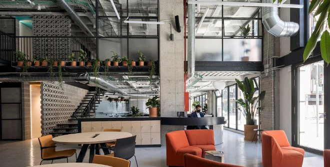Area Coworking & Events