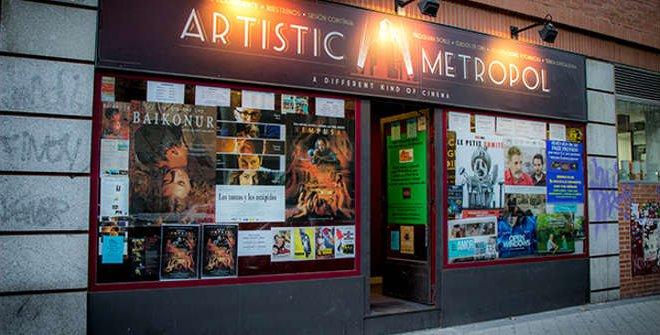 Artistic Metropol (Irene del Cerro – Madrid a tu estilo)