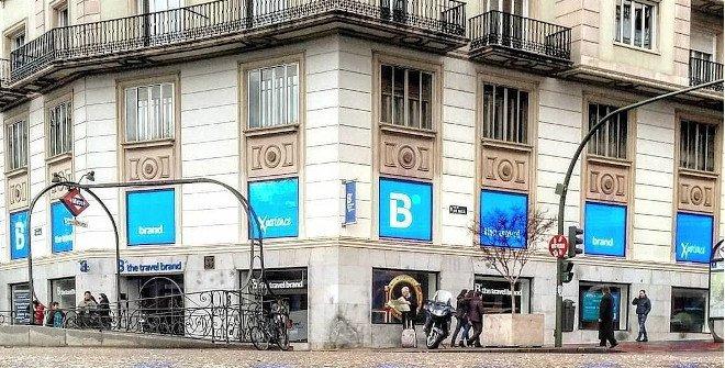 La Casa. B the travel brand Xperience