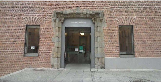 Biblioteca Publica Municipal Conde Duque