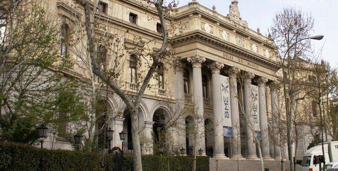 Bolsa de Comercio de Madrid