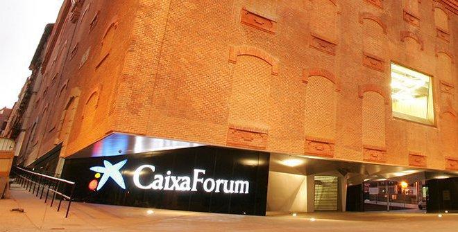 Resultado de imagen de CAIXA FORUM MADRID