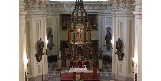 Capilla del Cristo de los Dolores