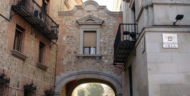 Casa de Cisneros (City of Madrid Film Office)