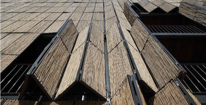 Bamboo house - Casa de bambu madrid ...