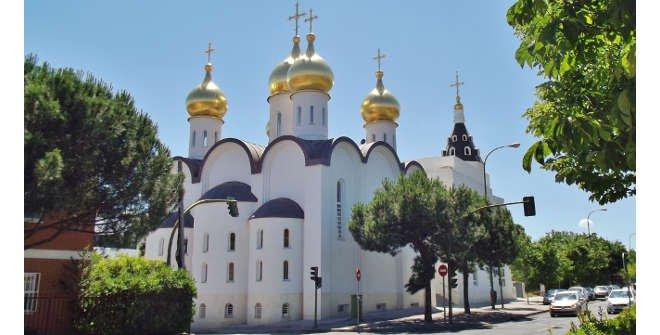 Catedral Ortodoxa rusa de Santa María Magdalena (© Asqueladd)