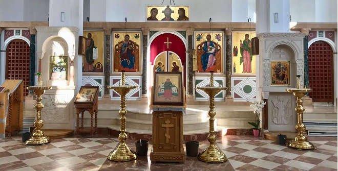 Catedral Ortodoxa rusa de Santa María Magdalena
