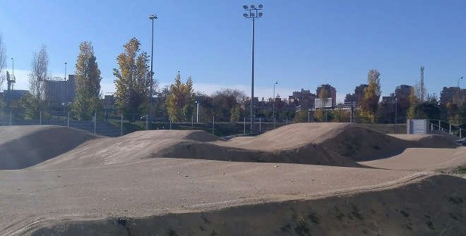 Centro Deportivo Municipal Circuito BMX