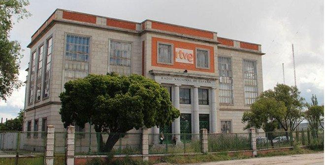 Centro Emisor de Onda Corta de RNE (Rtve)