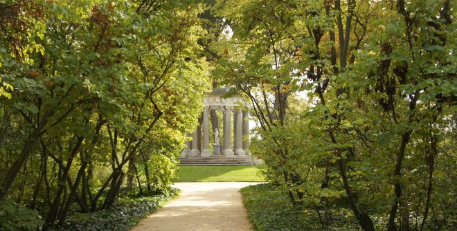 Parque el capricho de la alameda de osuna for Jardines el capricho