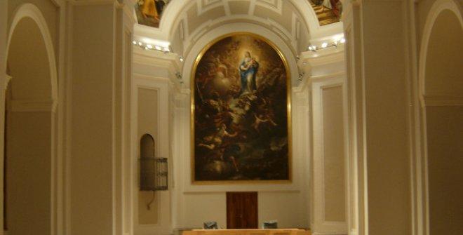 Capilla del Museo de Historia