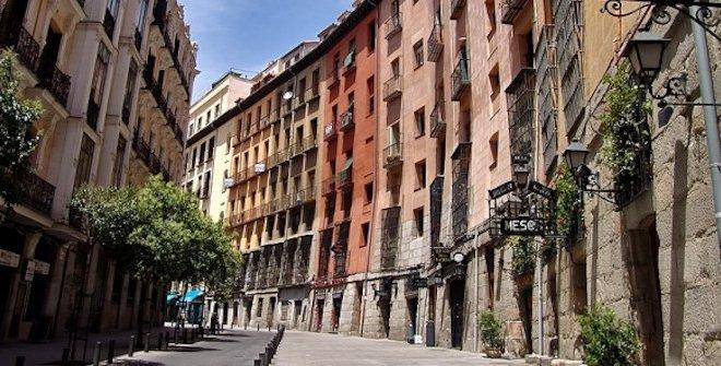 Edificio Cava de San Miguel, 11 (© blog Secretos de Madrid)