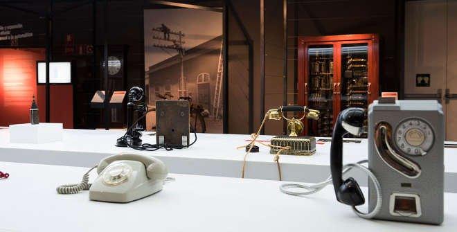 Historia del las Telecomunicaciones. Espacio Fundación Telefónica