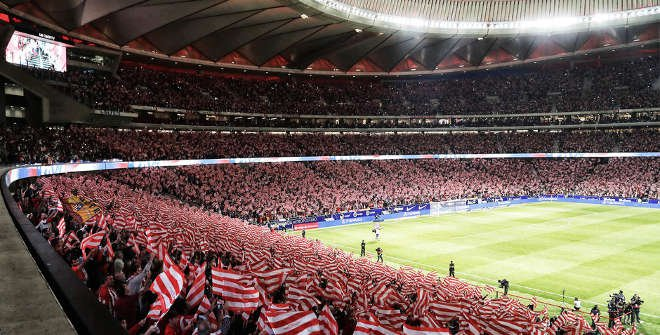 Estadio Wanda Metropolitano
