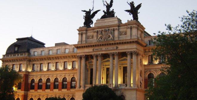 Palacio de Fomento (Ministerio de Agricultura)