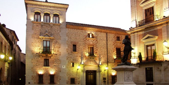 Casa de Cisneros