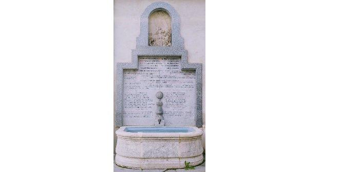 Fuente de San Isidro