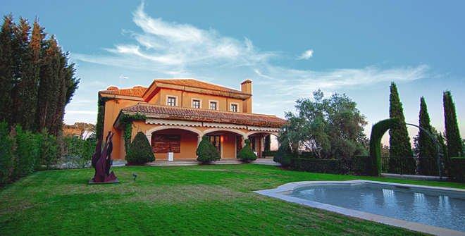 Casa Museo Fuente del Rey (Aravaca)