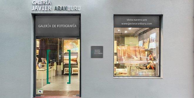 Galería Javier Aranburu