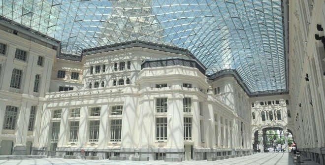 Galería de Cristal (Palacio de Cibeles)