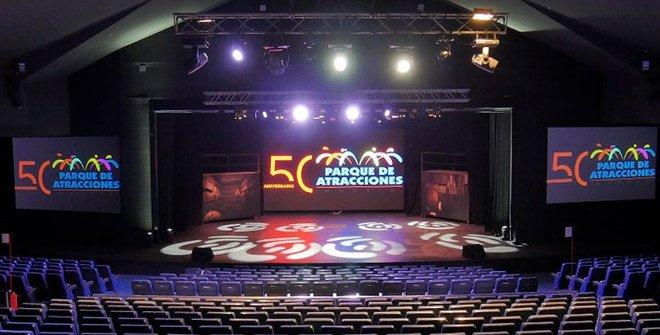 Parque de Atracciones - Gran Teatro Auditorio