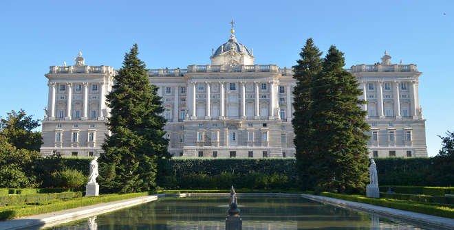 Histohuellas - Palacio Real