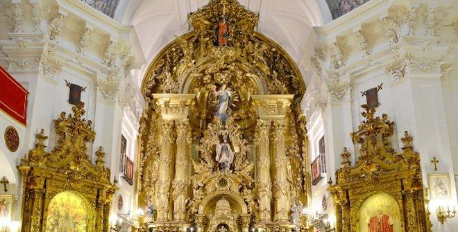Iglesia de la Concepción Real de Calatrava