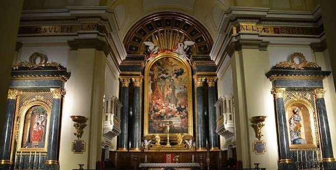 Church Of San Gines