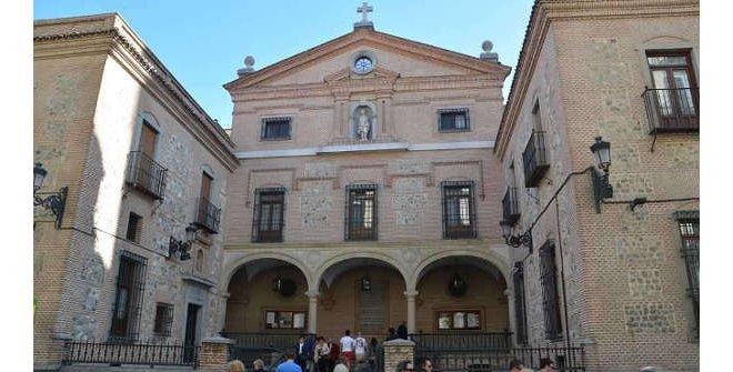 Iglesia de San Ginés (© Mirador de Madrid.com)