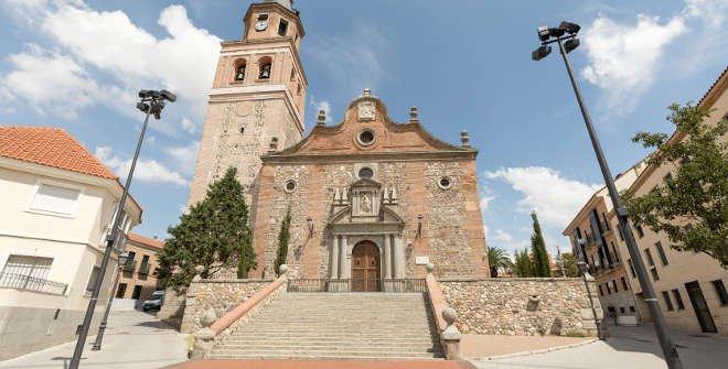 Iglesia de San Pedro Ad Víncula. Villa de Vallecas