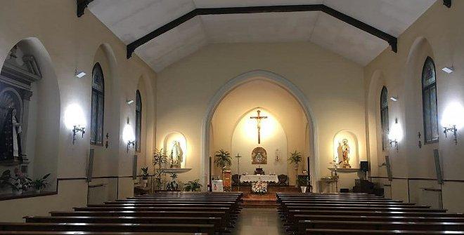 Iglesia Parroquial de San Matías