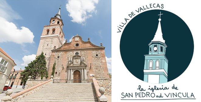 Iglesia de San Pedro ad Víncula. Distrito Villa de Vallecas
