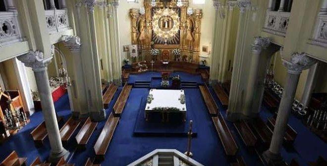 Iglesia Virgen de la Paloma