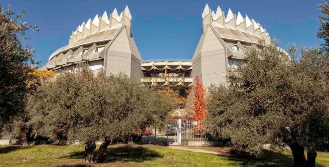 Instituto del Patrimonio Cultural de España (Corona de Espinas)