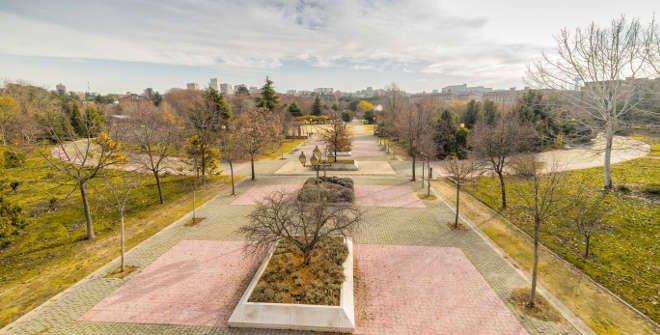 Jardín Botánico de la Universidad Complutense