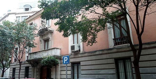 Real Academia de Jurisprudencia y Legislación (© Luis García (Zaqarbal))