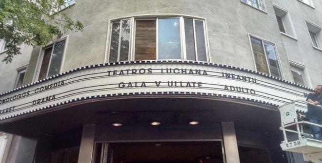 Teatros luchana