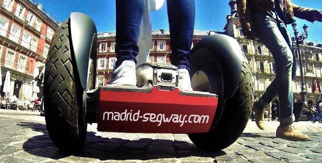 Madrid - Segway