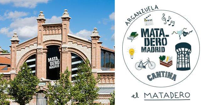 Matadero Madrid. Distrito Arganzuela