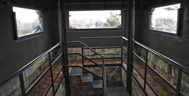 Interior Mirador Alfonso XII