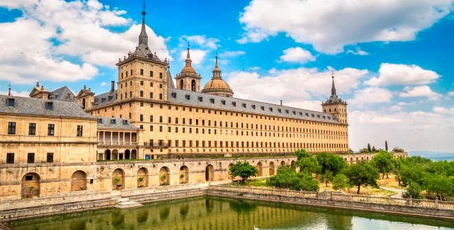 Monastery Of El Escorial Official Tourism Website