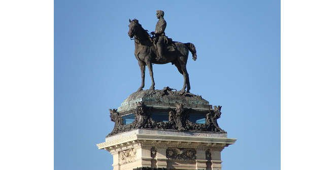 Monumento Alfonso XII (autor Drow Mole)