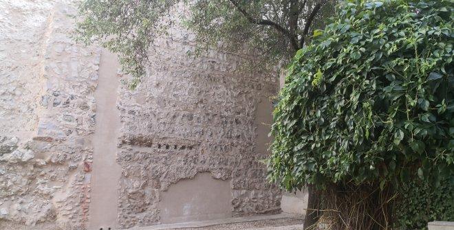 Muralla cristiana de Madrid