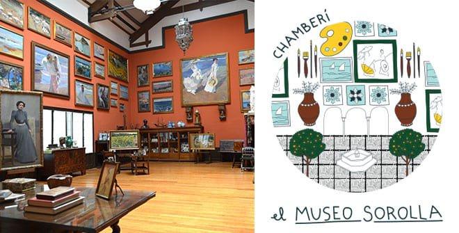 Museo Sorolla. Distrito Chamberí