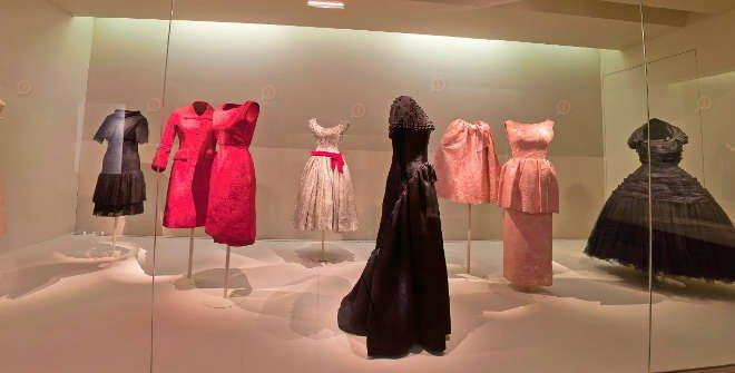 Museo del Traje. Balenciaga