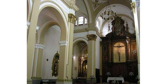 Oratorio del Santo Cristo del Olivar