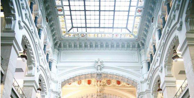 Palacio De Cibeles Turismo Madrid